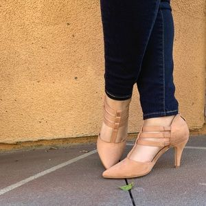 Shoes - New T- strap mid heels